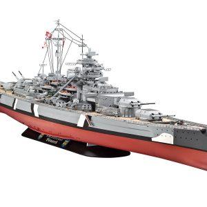 Maqueta acorazado Bismarck