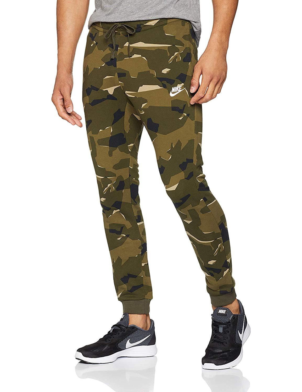 Pantalon camuflaje nike