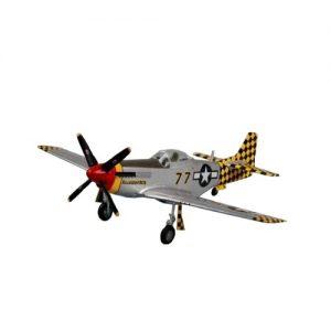 Maqueta Mustang P-51S Italia 1945